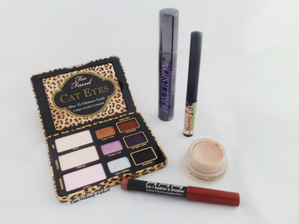 Maquillage automnal Too Faced Cat Eyes 4
