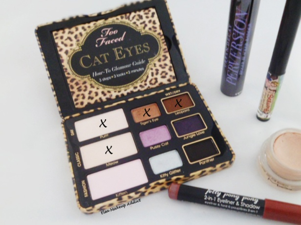 Maquillage automnal Too Faced Cat Eyes 5