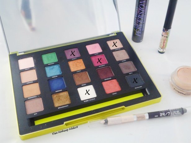 Makeup Yeux Revolver Vice 3 Urban Decay 5