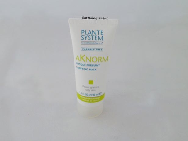 Masque Purifiant Aknorm Plante System 2
