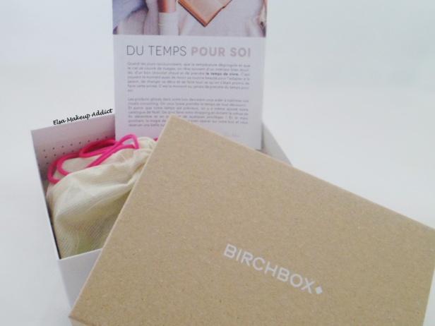 Birchbox Novembre 2014 1
