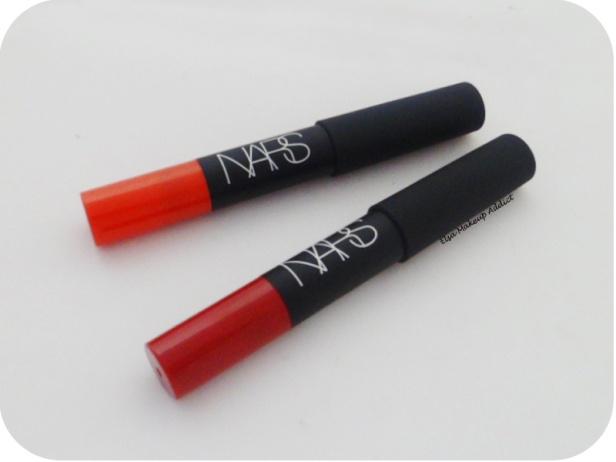 Coffret Digital World Lip Pencil Nars 4