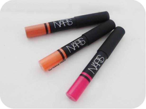 Coffret Digital World Lip Pencil Nars 9