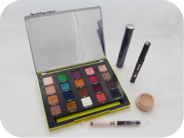 Makeup Neutre & Mat Vice 3 UD 4