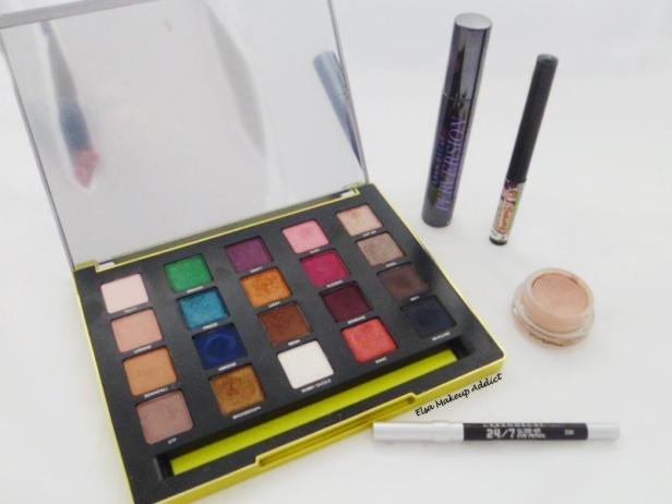 Makeup Yeux Océans Vice 3 UD 4