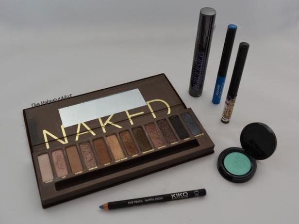 Makeup Fêtes Frozen Naked Palette 4
