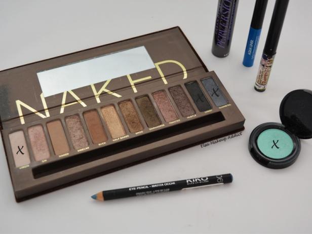 Makeup Fêtes Frozen Naked Palette 5