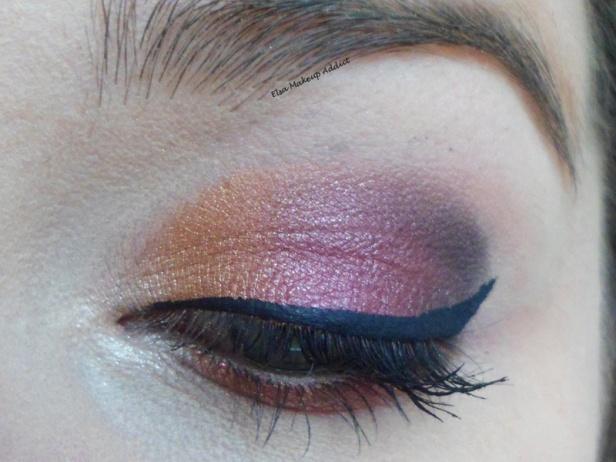 Makeup Fêtes Prune Doré Vice 3 1
