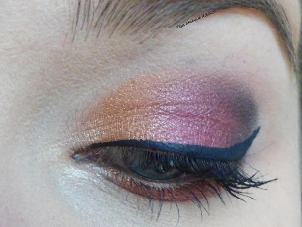 Makeup Fêtes Prune Doré Vice 3 2