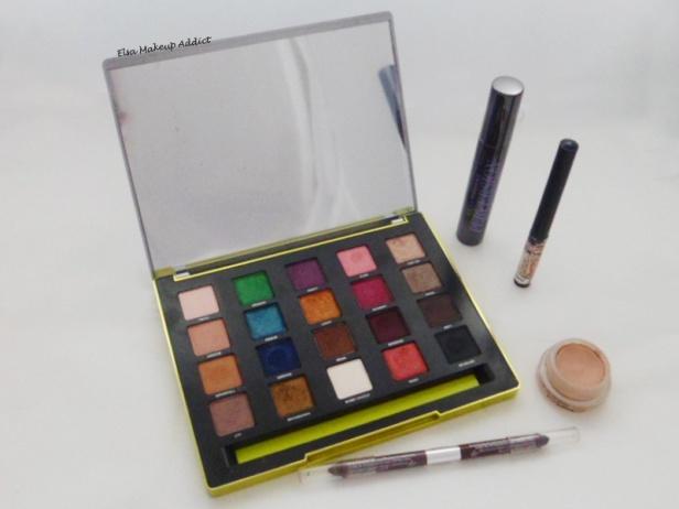 Makeup Fêtes Prune Doré Vice 3 4