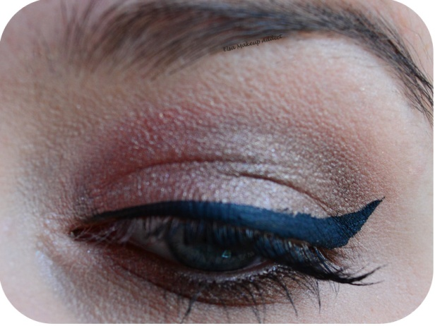 Makeup Nake On The Run Urban Decay Total Look 1