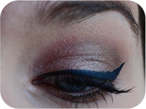 Makeup Nake On The Run Urban Decay Total Look 2
