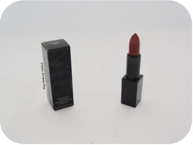 Audacious Lipstick Charlotte Nars 2