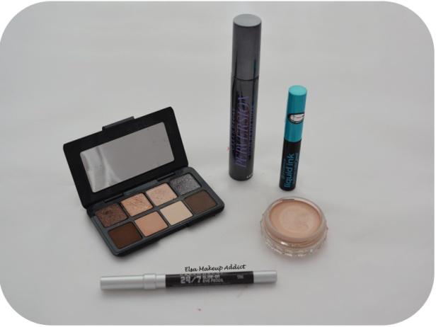 Makeup Quotidien avec Full Exposure Smashbox 3