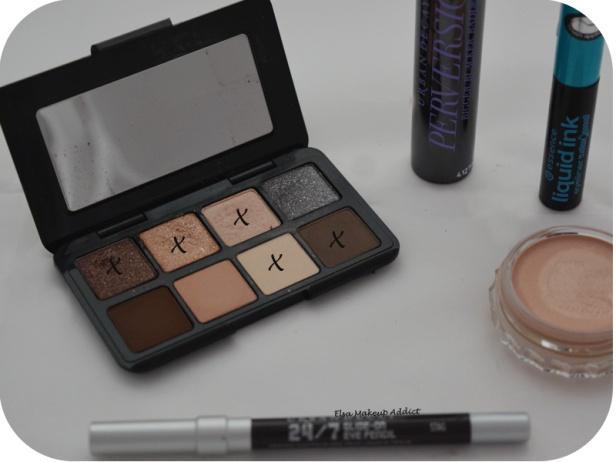 Makeup Quotidien avec Full Exposure Smashbox 4