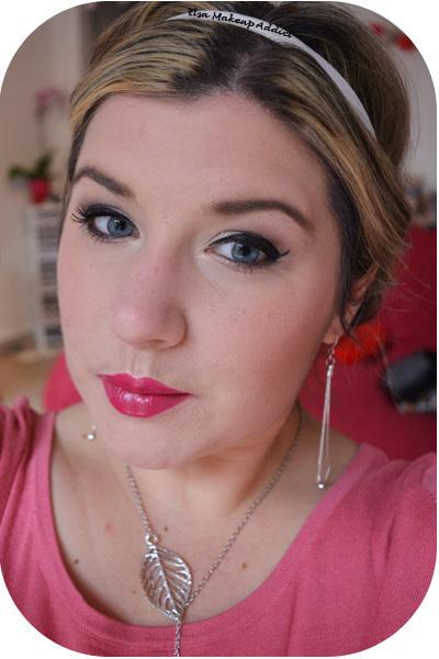 Makeup Quotidien avec Full Exposure Smashbox 5