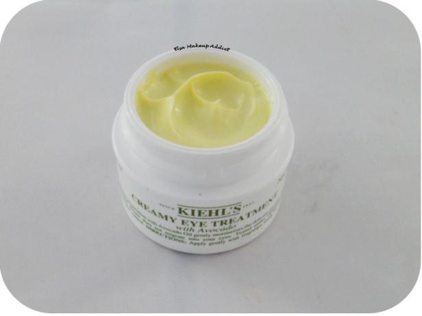 Creamy Eye Treatment with Avocado Kiehl's 3