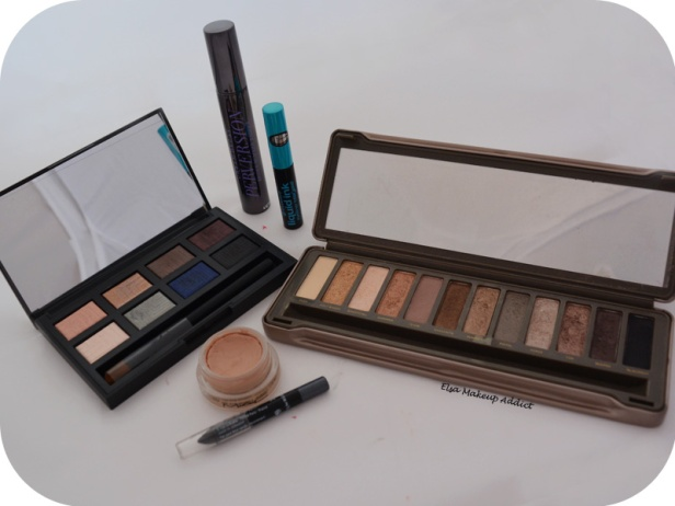 Makeup Gris Bleu Dual Instensity Palette Nars 3