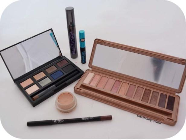 Makeup Prune Dual-Inensity Eyeshadow Palette Nars 3