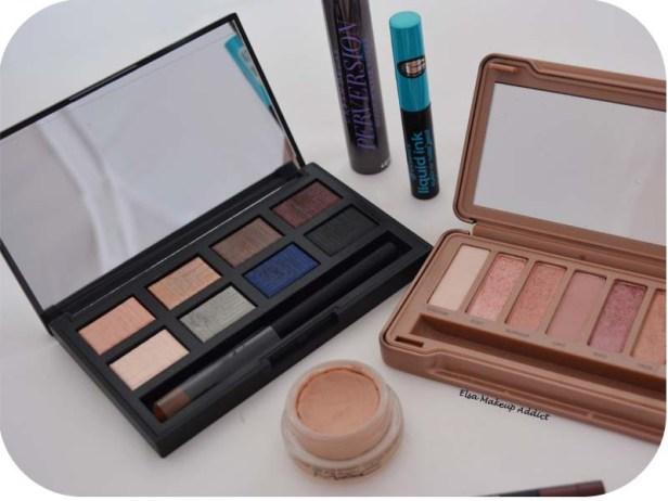 Makeup Prune Dual-Inensity Eyeshadow Palette Nars 4