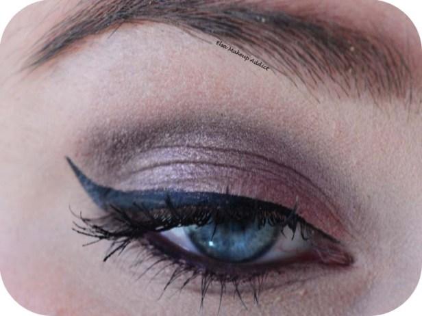 Makeup Rose & Violet d'Hiver 1