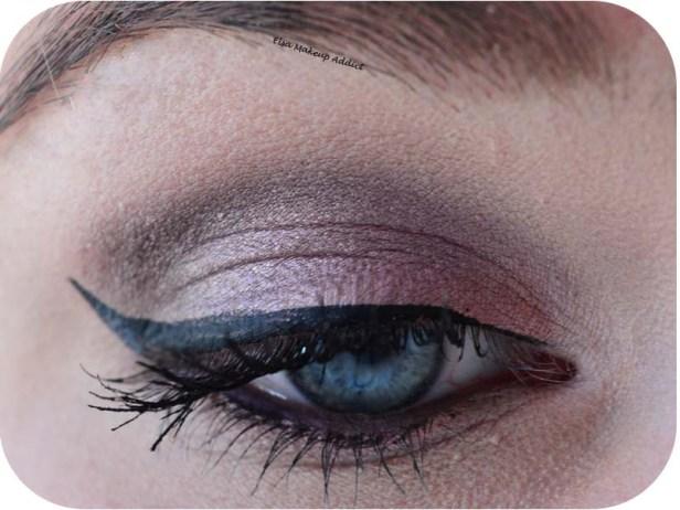 Makeup Rose & Violet d'Hiver 2