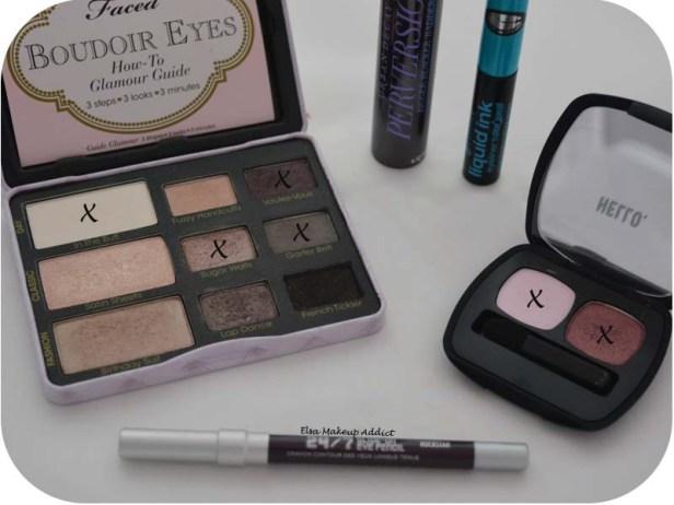 Makeup Rose & Violet d'Hiver 4