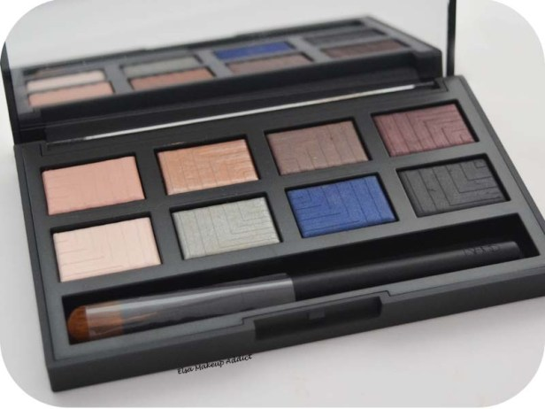 Palette NarsIssist Dual-Intensity Eyeshadow Nars 4