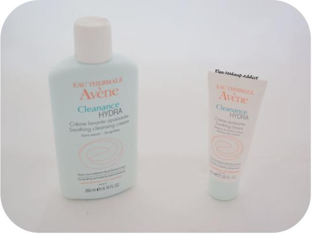 Gamme Cleanance Hydra Avène Sauveuse de Peau 1