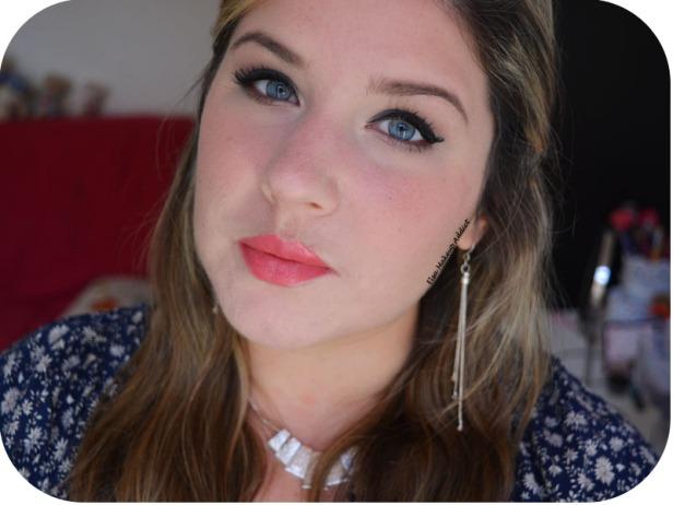 Makeup Look Printanier 6