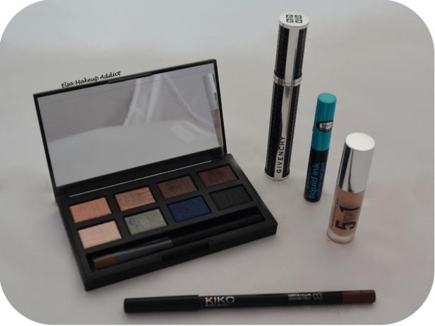 Makeup Smoky Prune Dual-Intensity Eyeshadow Palette Nars 3