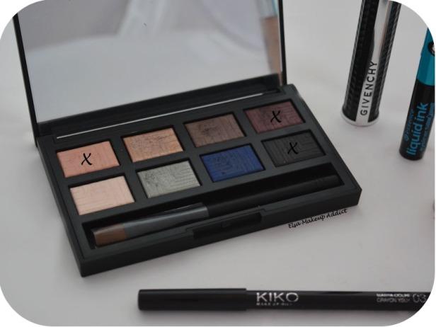Makeup Smoky Prune Dual-Intensity Eyeshadow Palette Nars 4