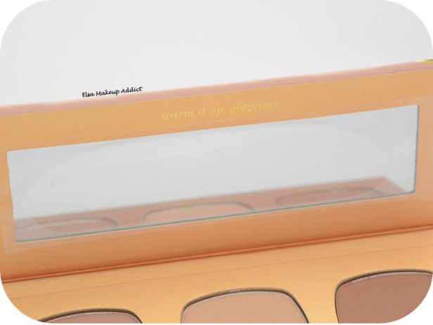 Palette California Bronze BareMinerals 3