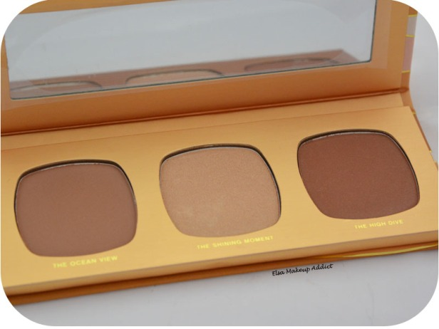 Palette California Bronze BareMinerals 4