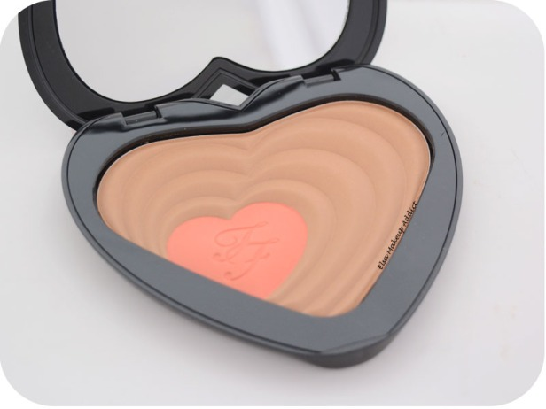 Bronzer Soul Mates Carrie & Big Too Faced 5