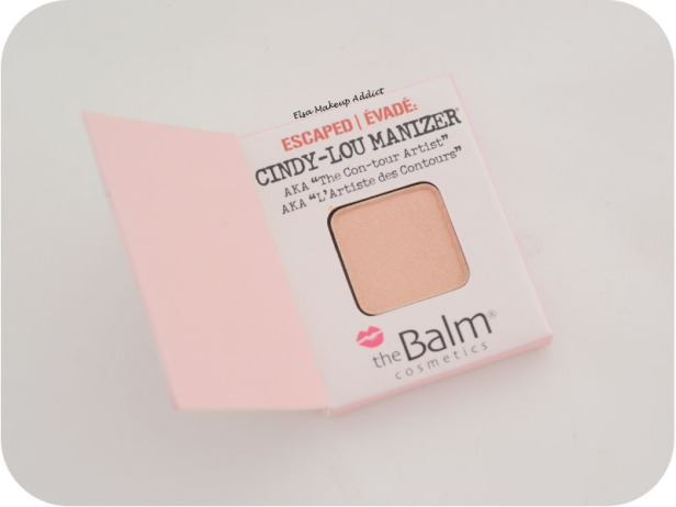 Cindy-Lou Manizer The Balm 3