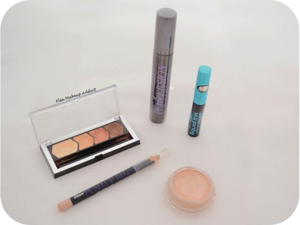 Makeup Corail Printanier Maybelline 3