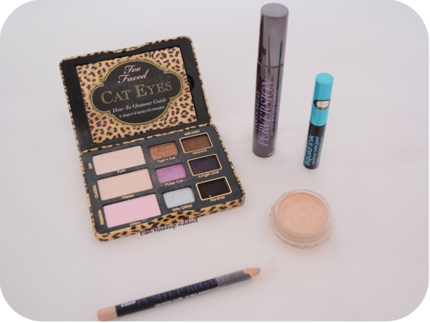 Makeup Printanier léger mais coloré Too Faced Cat Eyes 3