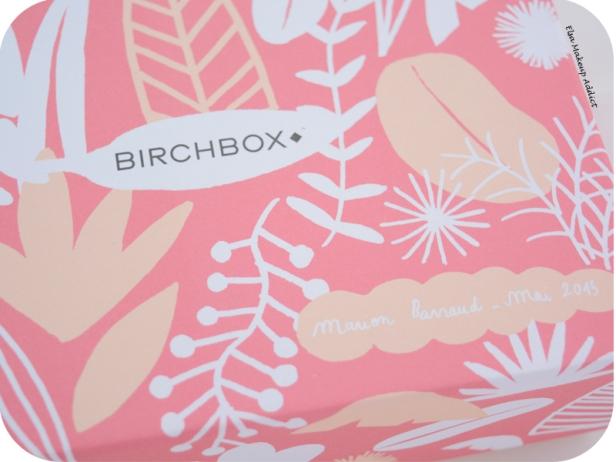 Birchbox Mai 2015 French Riviera 3