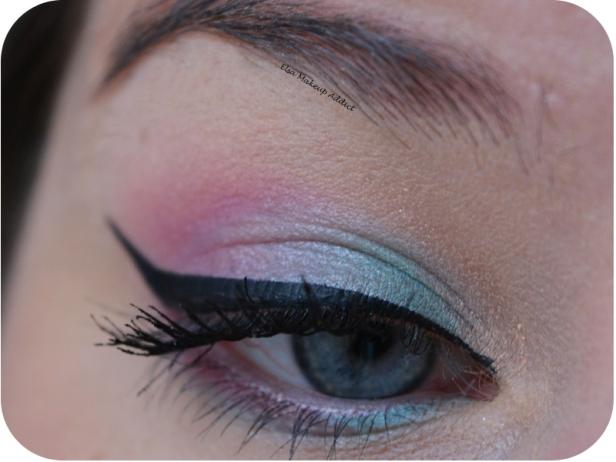 Blue Bubblegum Makeup Too Faced Sugar Pop 1