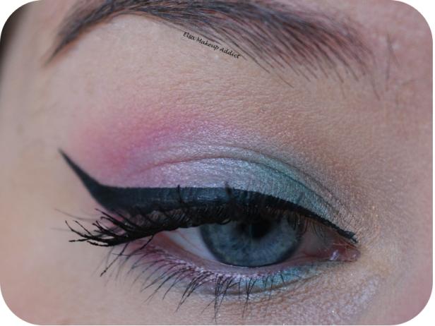 Blue Bubblegum Makeup Too Faced Sugar Pop 2