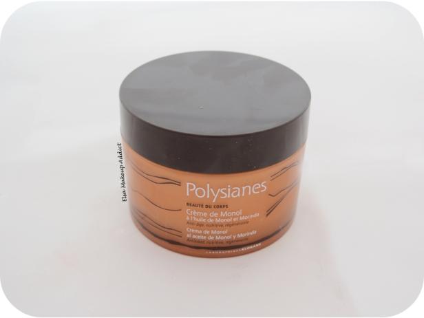 Crème de Monoï Polysianes 1