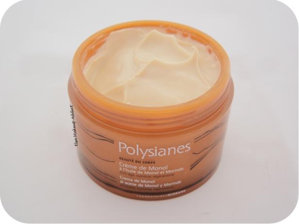 Crème de Monoï Polysianes 3
