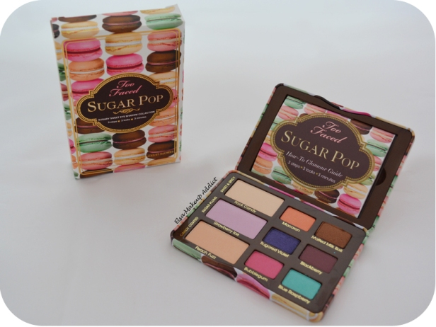 Palette Sugar Pop Too Faced 2