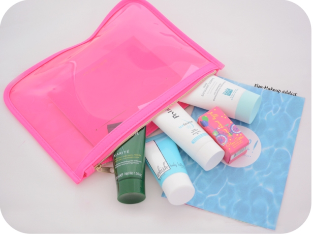 Birchbox Juin 2015 Splash 2