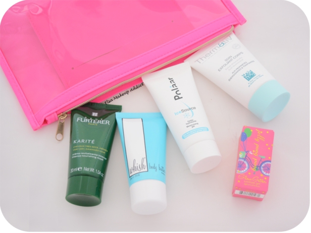Birchbox Juin 2015 Splash 3