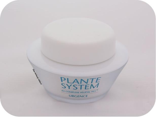 Crème Visage Urgence Plante System 2