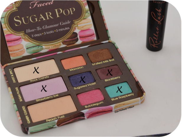 Makeup Smoky Violet Sugar Pop Too Faced 4