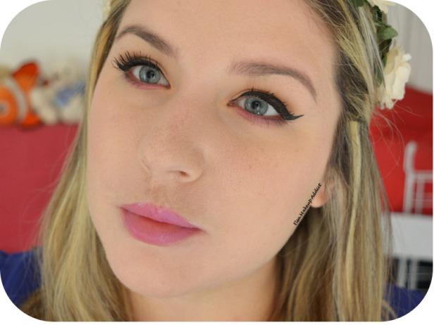 Matte But Pink Makeup Too Faced 5