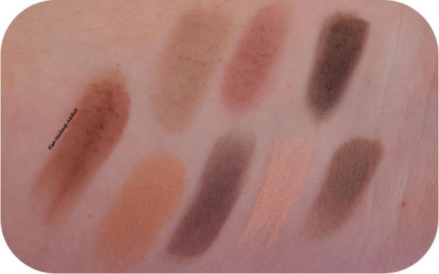 Palette Natural Matte Too Faced 5